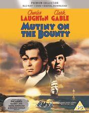 MUTINY ON THE BOUNTY (1935) - Blu Ray & Dvd - UK Limited Edition - Clark Gable -