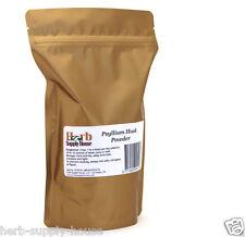 Psyllium Husk Powder 1lb, Dietary Fiber, Weight Loss, 100% PHP, Natural Laxative