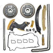 Camshaft Adjusters+Timing Chain Kit Fit Mercedes C230 W203 M271 2003-2005 1.8L