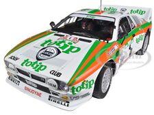 LANCIA 037 #4 RALLY PORTUGAL 1985 TOTIP 1/18 DIECAST CAR MODEL BY KYOSHO 08302E