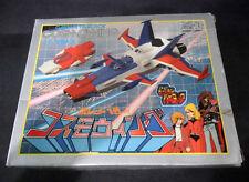 70s Takatoku Captain Harlock Cosmo Wing Chogokin Popy Bullmark DX Arcadia Vinyl