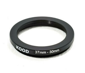 Kood Stepping Ring 37mm - 30mm Step Down ring 37-30mm 37mm to 30mm step ring