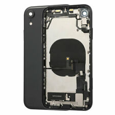 OEM Back Glass Housing Battery Cover Frame Assembly+Small Parts For iPhone XR US