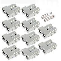 10PCS 50Amp For ZEHGCH Plug 12v 24v Carvan Charger Battery DC Power Connector
