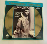 George Franju's Eyes Without a Face The Cinema Disc Collection Laserdisc  French