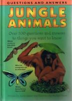 Jungle Animals Questions and Answers, Very Good Books