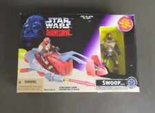 Swoop Vehicle 1996 STAR WARS Shadows of the Empire SOTE MIB