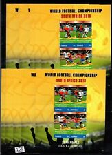 /// 10X TUVALU 2010 - MNH - SOCCER - SPAIN - GERMANY