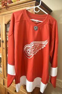 vintage Reebok Chris Osgood Detroit Red Wings jersey big size