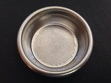 Gaggia Coffee Machine Filter Basket 14  gr 2 cup  58mm  With Ridge