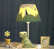 Cartoon Dinosaur table lamp Kid bedroom Animal desk light Gift Reading lighting