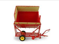 UH4964 1:32 Taarup TIPVOGN T3  Alloy car agricultural Accessories tractor