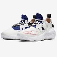 Nike Huarache Type USA Summit White Blue Red Mens BQ5102-100 Size 8-13 New