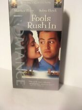 Fools Rush In VHS