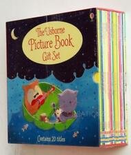 THE USBORNE PICTURE BOOK GIFT SET 20 BOOKS BOXED SET BRAND NEW SYDNEY STOCK