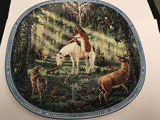 Council of The Animals by Diana Stanley Bradex Plate #10800 A
