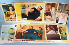 1943-1969 Actress 33 Lobby Cards Barbara Stanwyck Natalie Wood Elizabeth Taylor