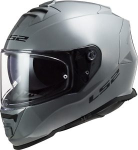 LS2 FF800 Storm Solid Full Face Motorcycle Motorbike Road Touring Helmet 2020