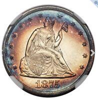 1875 20C PR65 NGC - GEM !!!!