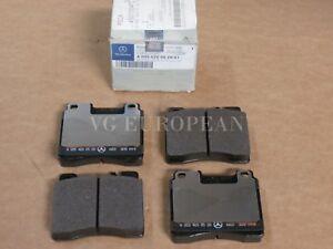 NEW Mercedes-Benz CL500 S420 S320 S500 GENUINE Front Brake Pad Set 005420052041