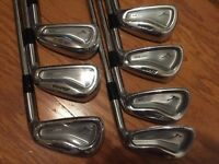 New Mizuno MP H4 Iron set 4-PW Dynamic Gold S300 Stiff flex Irons MPH4
