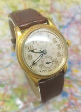 Vintage Rolex Oyster Pioneer Hand Wind Military Trench Watch 3373
