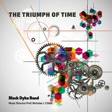 CD The Triumph of Time (2014) - Black Dyke Brass Band BRAND NEW and WRAPPED