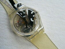 1996 Standard Swatch Watch  Con-Fusion GK222 New