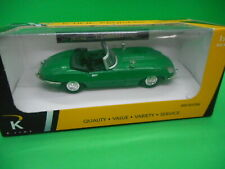 K-LINE KRUISERS 1961 JAGUAR E CABRIOLET 1:43RD SCALE DIE-CAST NEW IN BOX