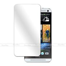 3x TOP QUALITY MIRROR LCD SCREEN PROTECTOR FOR HTC ONE M7 FILM GUARD COVER SAVER