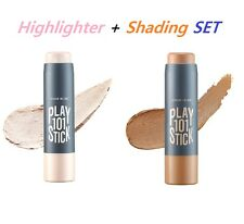 [Etude House] Play 101 Stick #10 Highlighter & #11 Shading SET for Contouring