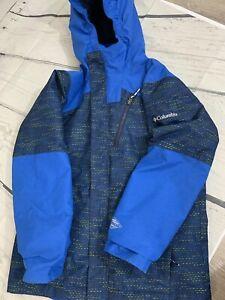 columbia boys fleece Interchange jacket