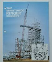 MANITOWOC RINGER Concept 1974 dealer brochure catalog - English - USA