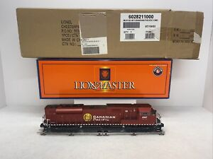 Lionel LionMaster 6-28211 Canadian Pacific SD-90 Diesel Used O #9107 TMCC CP