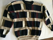 Bachrach Mens Sweater  Medium Great Condition