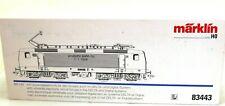 Marklin HO DB BR 143 Electric Locomotive Delta Digital 83443 NEW #34504