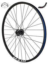 650b 27.5 inch WTB STi23 Front Wheel Shimano Deore XT HB-M756A 32H Black Disc