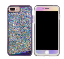 Case Mate Brilliance Touch Iridescent Case for iPhone 8  7 / 6 GLASS INCLUDED