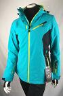 Damen Skijacke Killtec  Erlya 8000mm  türkis,blau,lime Gr.  40,42,46