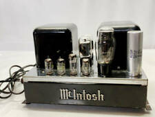 MCINTOSH AMP AMPLIFIER MC-30 TUBE RARE USED COLLECTIBLE F/S GOBBY MUSIC JAPAN