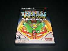 Pinball Hall of Fame Gottlieb Collection (PlayStation 2) Complete Great Cond.