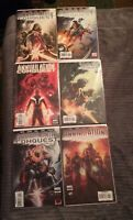 Annihilation Conquest #1-6 FULL SET 1st MCU Guardians Of The Galaxy [Marvel]