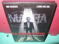 EL PROFESOR - TORNATORE - GAZZARA - CAMORRA - dvd