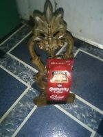 picture frame holder only  no  coffee from my grandma house very heavy