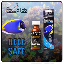 POLYP LAB MEDIC MARINE FISH REEF SAFE WHITE SPOT TREATMENT PARASITE ICH CORAL