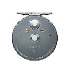 NEW HARDY MARQUIS SAL3 FLY REEL FOR #12 WT OR SPEY ROD MADE IN UK FREE $100 LINE