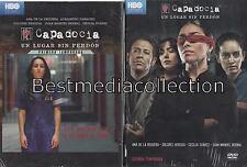 Capadocia Un Lugar Sin Perdon DVD NEW 8 Discs 1ra & 2da Temporadas Completas !
