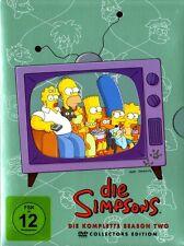 DIE SIMPSONS, Season 2 (4 DVDs) NEU+OVP