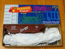 Roundhouse Ho #1621 (Rd #170000) Cb&Q 3-Bay Offset Hopper kit