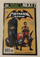 Dc Comics Batman And Robin #1 Vol 1 Special Edition Grant Morrison Damien Wayne